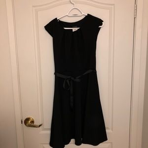 Laura brand black stretch little dress